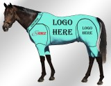 EQUINE ACTIVE CUSTOMISED SUIT AQUAMARINE