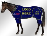 EQUINE ACTIVE CUSTOMISED SUIT NAVY