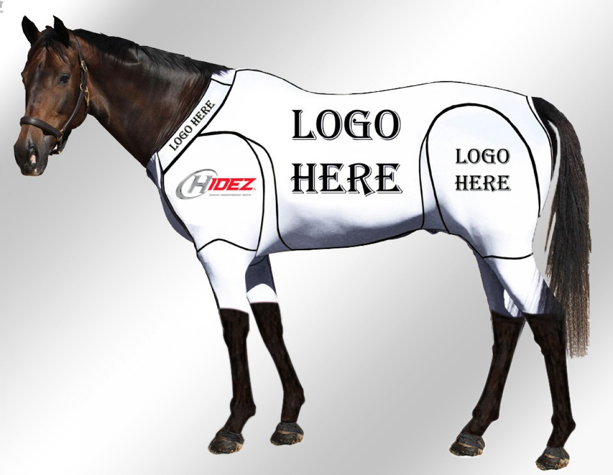 EQUINE ACTIVE CUSTOMISED SUIT WHITE