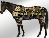 EQUINE ACTIVE  SUIT PRINTED CAMO ARMY