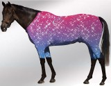 EQUINE ACTIVE  SUIT PRINTED GLITTER