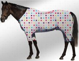 EQUINE ACTIVE  SUIT PRINTED MULTI CHECK