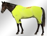 EQUINE-ACTIVE-SUIT-PRINTED-FLURO-YELLOW-