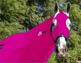 EQUINE COMPRESSION NECK FUCHSIA