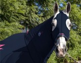 EQUINE COMPRESSION NECK GREY