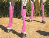 EQUINE COMPRESSION SOCK LAVENDER