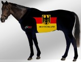 EQUINE SUIT PRINTED GERMANY SUIT 2