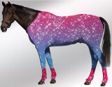 EQUINE SUIT PRINTED GLITTER