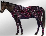 EQUINE SUIT PRINTED TUMBLE
