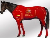 EQUINE SUIT PRINTED SPAIN SUIT 2