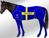 EQUINE SUIT PRINTED SWEDEN