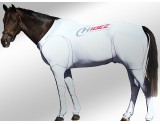 EQUINE SUIT PRINTED WHITE