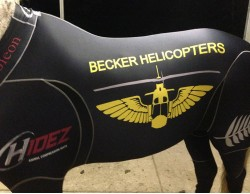 BECKER HELICOPTERS SUIT